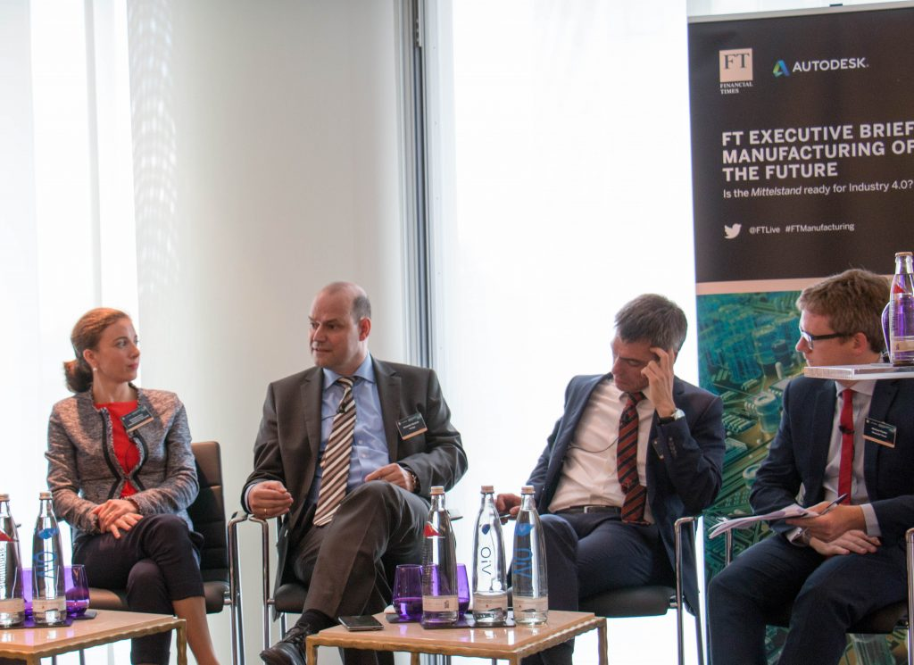 Panel Discussion FT Live Event Berlin, June, 21st 2016